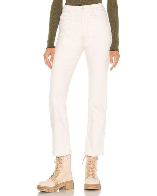 Mother Natural High Waisted Rider Ankle
