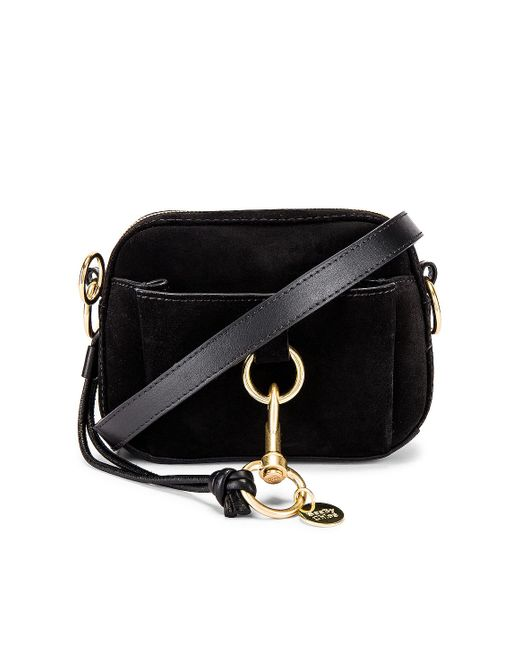 See By Chloé Tony クロスボディバッグ Black