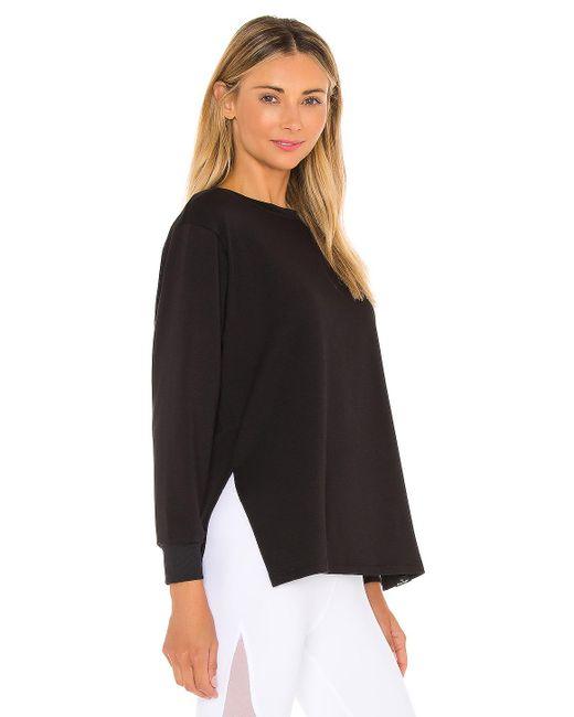 Koral Bristol スウェットシャツ Black