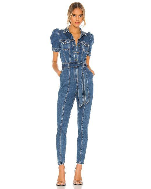 retroféte Tori ジャンプスーツ. Size Xs. Blue