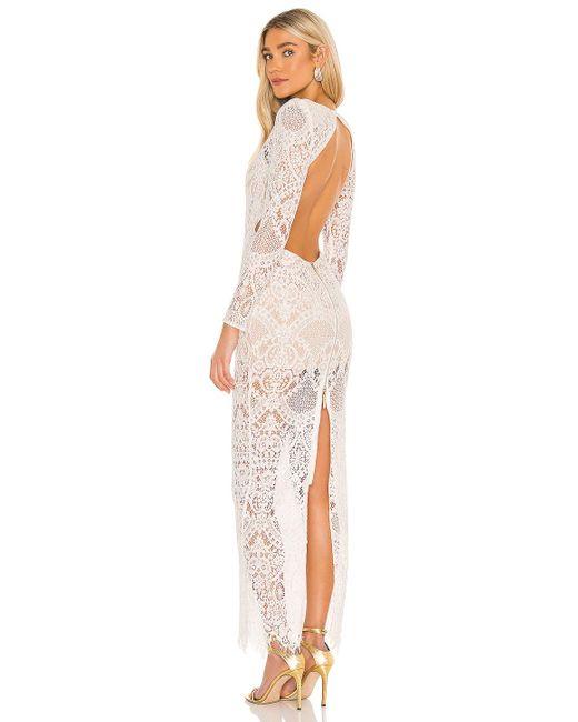 Bronx and Banco Allegra ドレス White