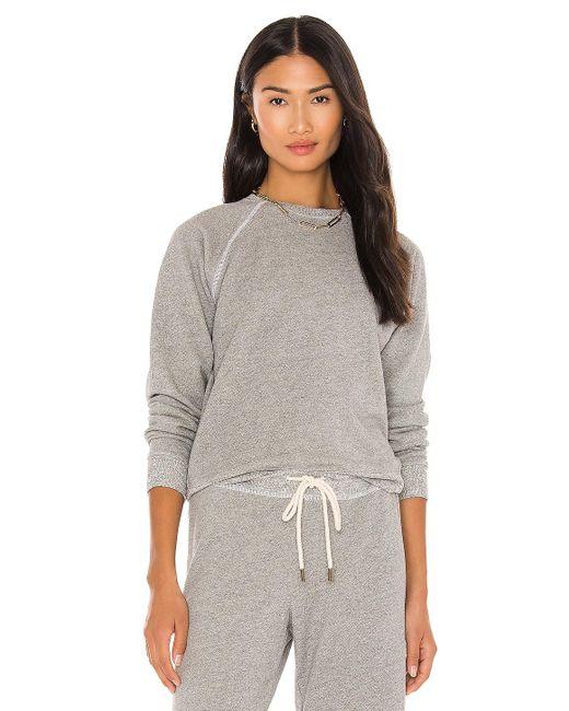 The Great Shrunken スウェットシャツ Gray