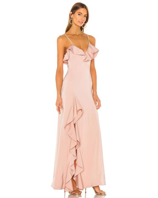 Nbd Francine ガウン Pink