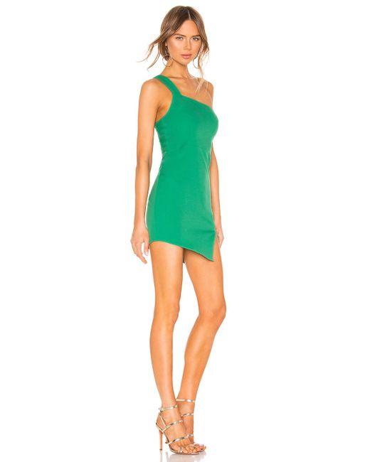 Nbd Mona ミニドレス Green