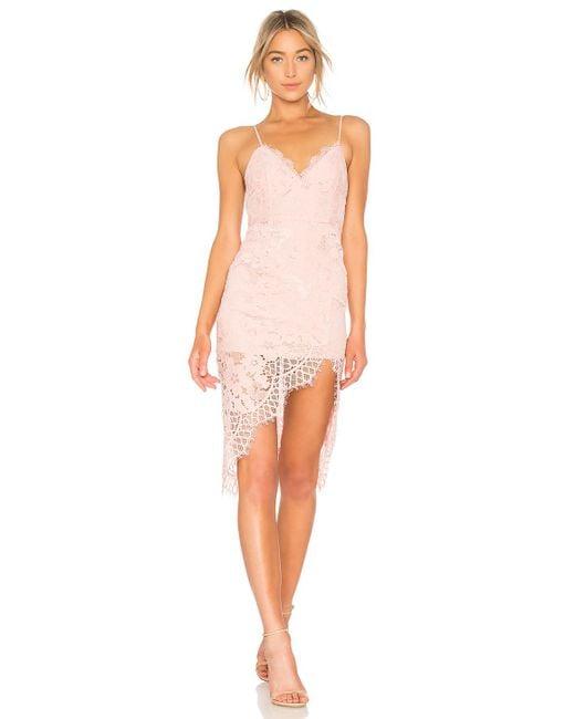 X By NBD - Pink Nova Dress - Lyst
