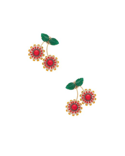 Anton Heunis   Multicolor Cherry Earring   Lyst