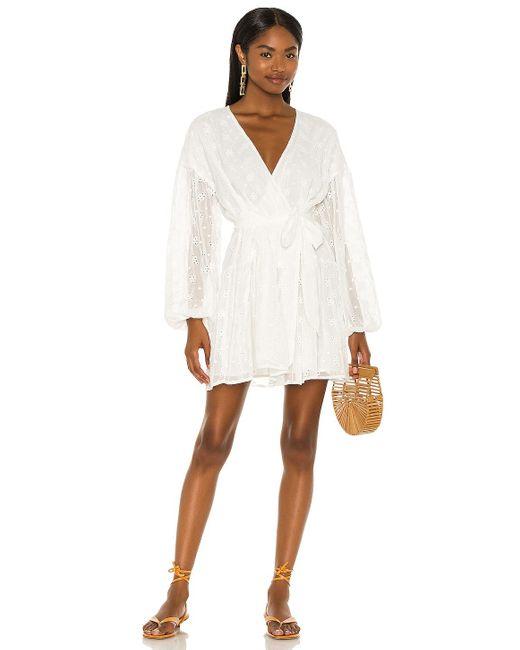 MINKPINK Jessika ドレス White