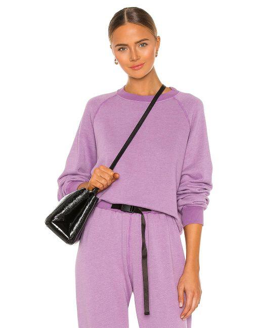 John Elliott Vintage スウェットシャツ Purple