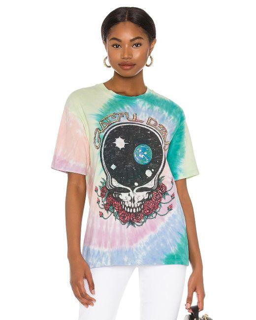 Daydreamer Grateful Dead グラフィックtシャツ Green