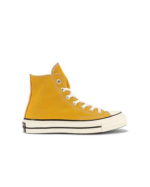 Converse Chuck 70 Hi スニーカー Yellow
