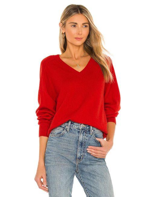 Brochu Walker Moni セーター Red