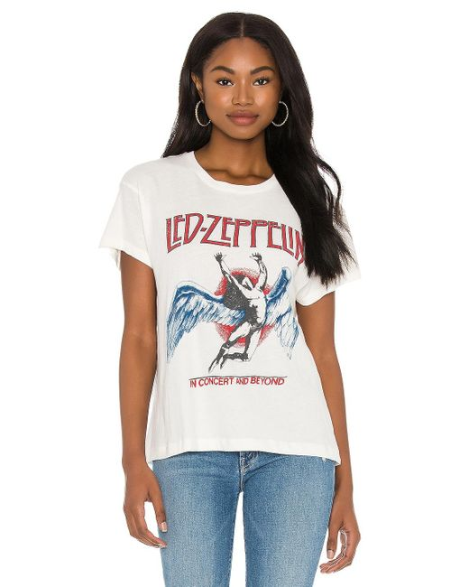 Daydreamer Led Zeppelin グラフィックtシャツ Multicolor