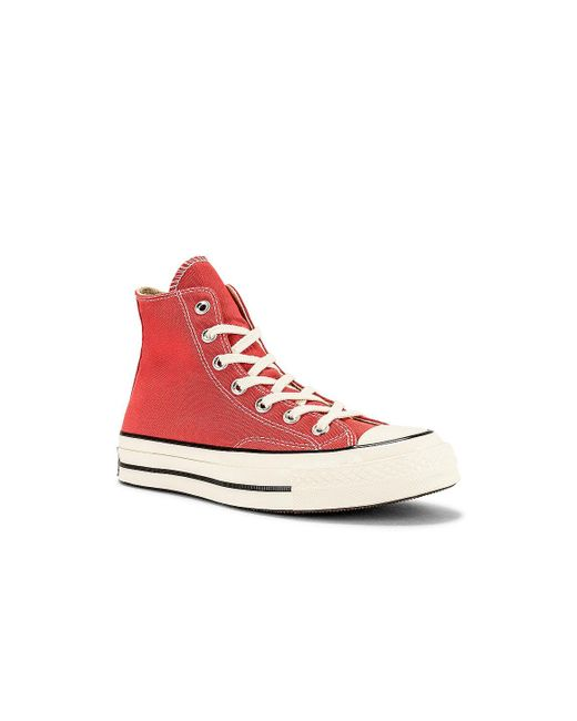 Converse Chuck 70 Seasonal Color Recycled Canvas スニーカー Pink