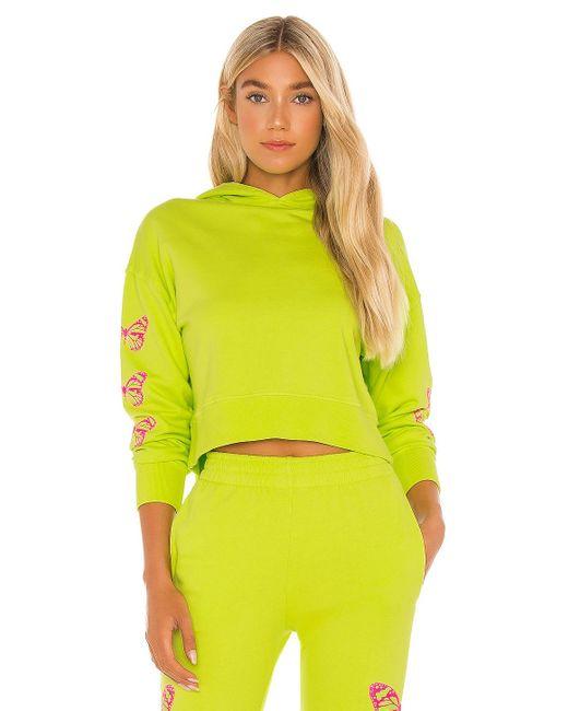 Frankie's Bikinis Burl スウェットシャツ Green