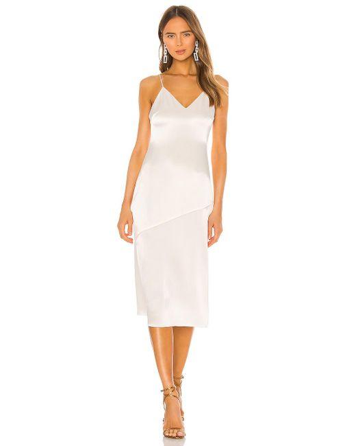 Alice + Olivia Kayla ドレス White