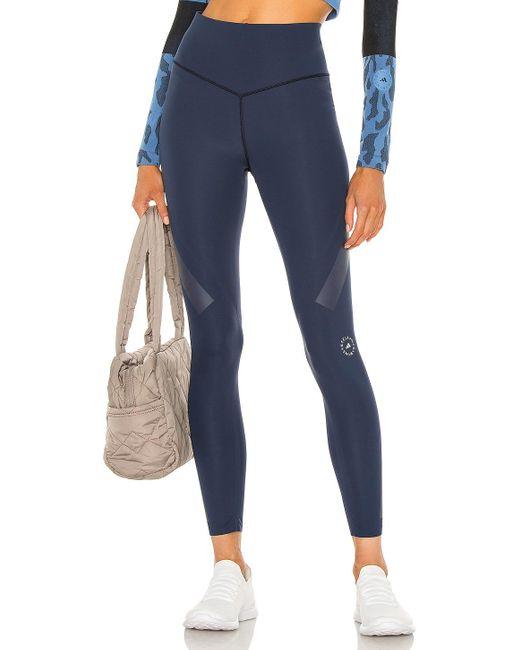 Adidas By Stella McCartney Asmc レギンス Blue