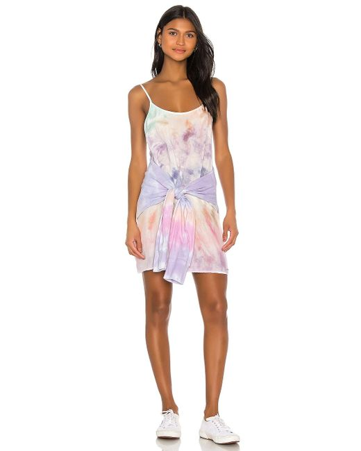 n:PHILANTHROPY Willa ドレス Purple