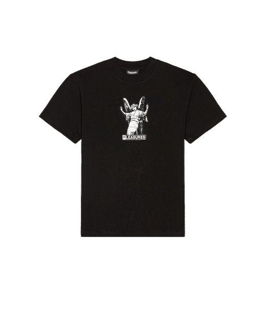 メンズ Pleasures Tシャツ Black