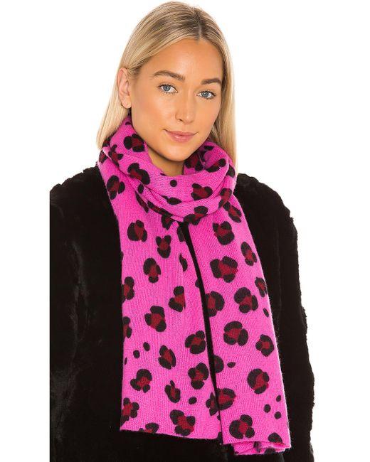 Autumn Cashmere スカーフ Pink