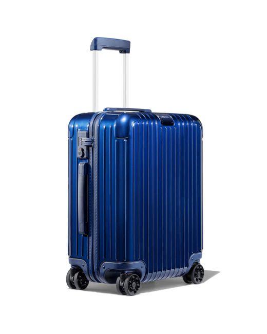メンズ Rimowa Essential Cabin Plus Blue