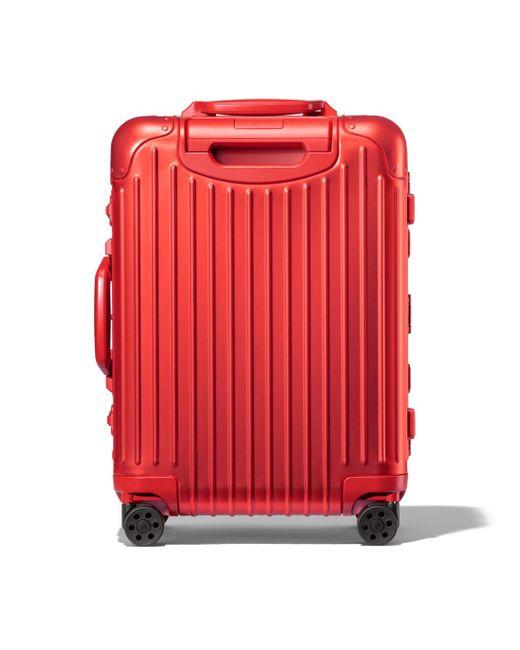 メンズ Rimowa Original Cabin Red