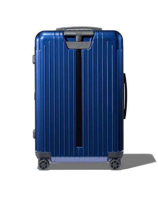 メンズ Rimowa Essential Lite Check-in M Blue
