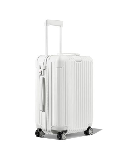 メンズ Rimowa Essential Cabin White