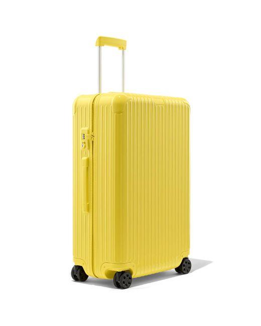 メンズ Rimowa Essential Check-in L Yellow