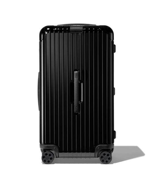 Rimowa Black Essential Trunk Suitcase for men