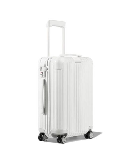 メンズ Rimowa Essential Cabin S White