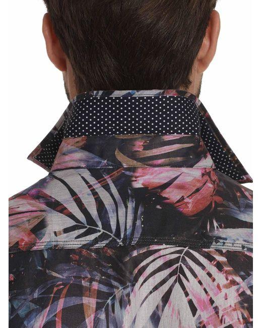 Robert Graham Mens Desperado L//S Woven Shirt