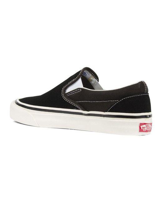 b23d495356147c ... Vans - Black Ua Classic Slip-on 98 Dx for Men - Lyst ...