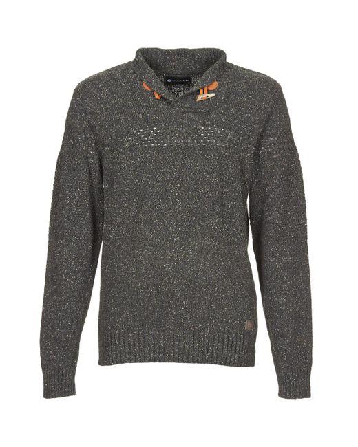 Billabong - Gray Bear Sweater for Men - Lyst
