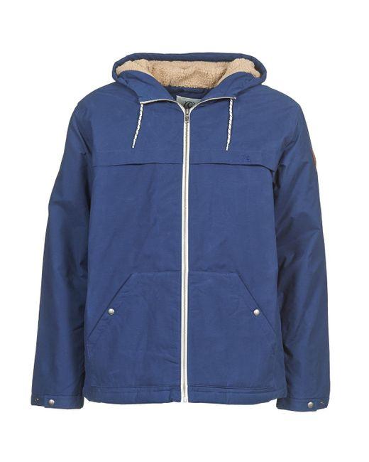 Quiksilver - The Wanna Men's Jacket In Blue for Men - Lyst