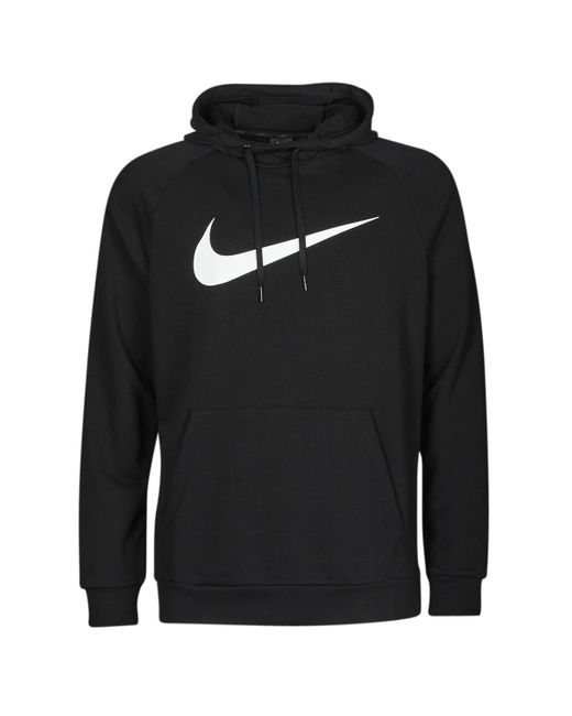 Nike Black Dri-fit Sweatshirt for men