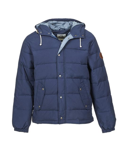 Quiksilver - Blue Belmore Jacket for Men - Lyst