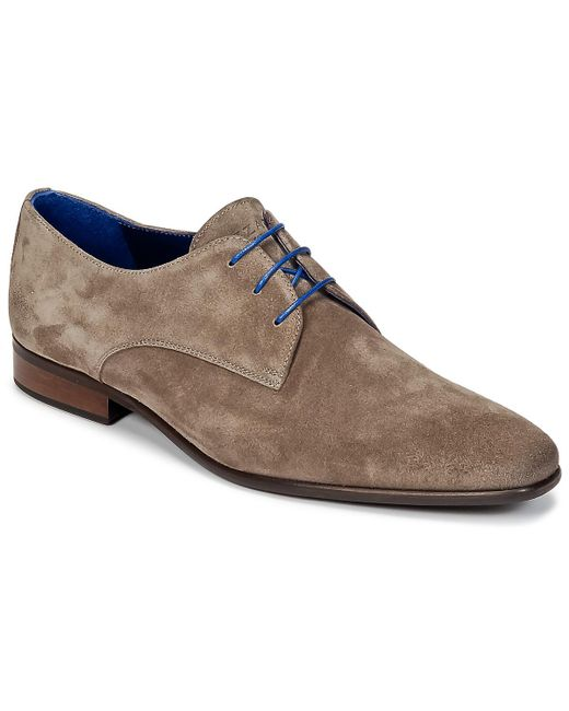 Azzaro - Brown Josso Casual Shoes for Men - Lyst