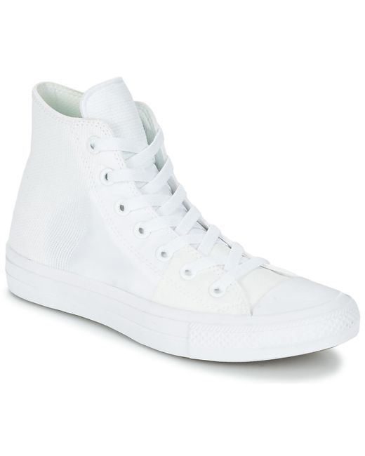 Converse | White Chuck Taylor All Star Ii - Hi Shoes (high-top Trainers) | Lyst