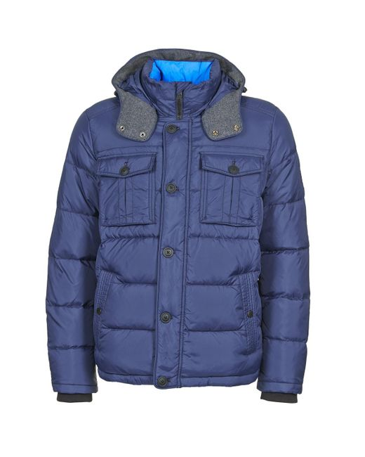 Tommy Hilfiger | Blue New York Hdd Down Jacket for Men | Lyst