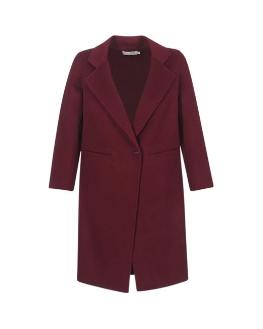 See U Soon Red Mani Coat