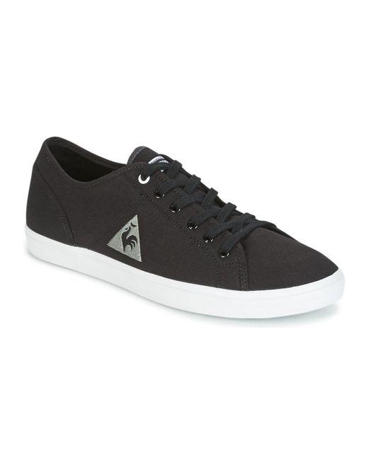 Le Coq Sportif | Black Bellevue Cvs Shoes (trainers) for Men | Lyst