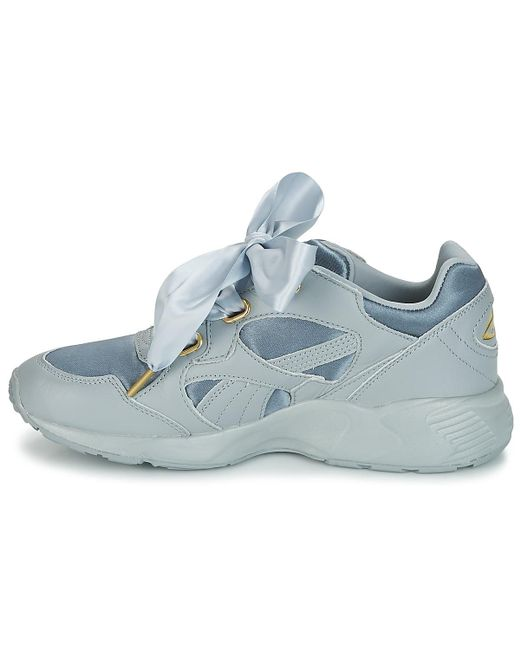 2ba63d2b67 Prevail Heart Satin Women's Shoes (trainers) In Blue