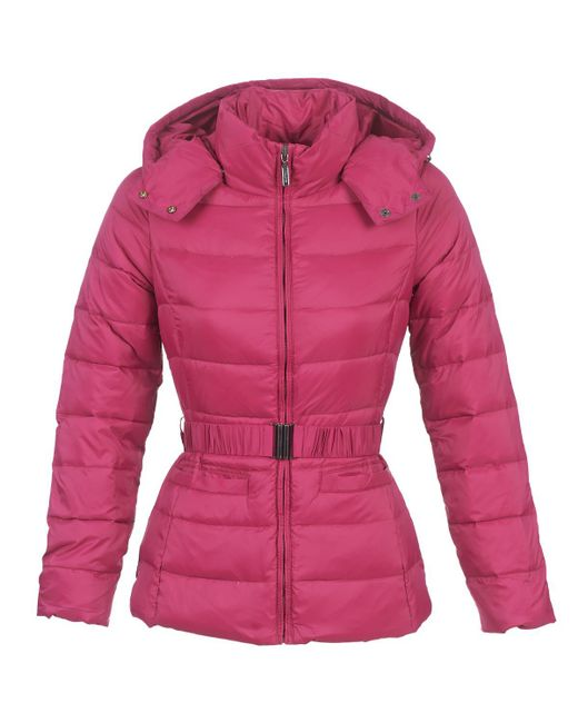 Benetton - Pink Fribourga Jacket - Lyst
