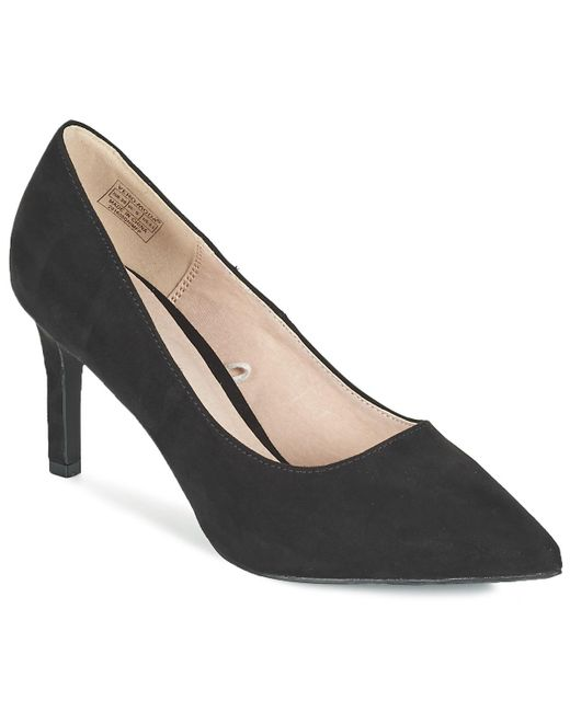 Vero Moda - Black Vm Vanessa Pump Court Shoes - Lyst