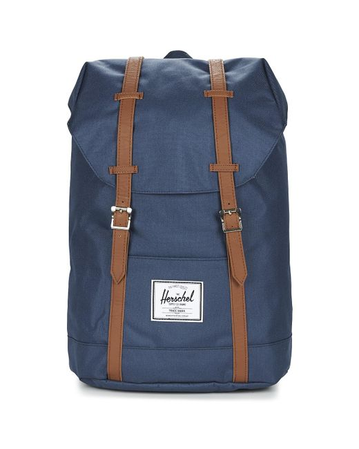 Herschel Supply Co. Blue Retreat Backpack for men