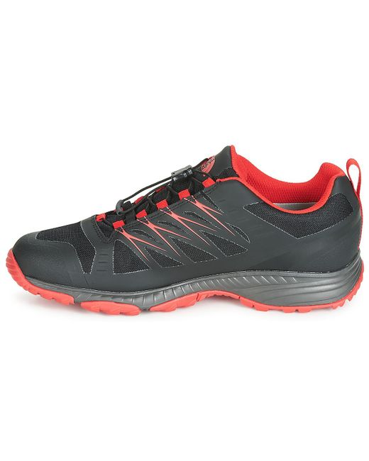 396cf0d25 The North Face Venture Fastlace Gtx Men's Walking Boots In Black for ...
