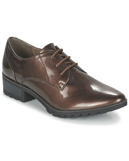 Tamaris - Brown Phanie Casual Shoes for Men - Lyst