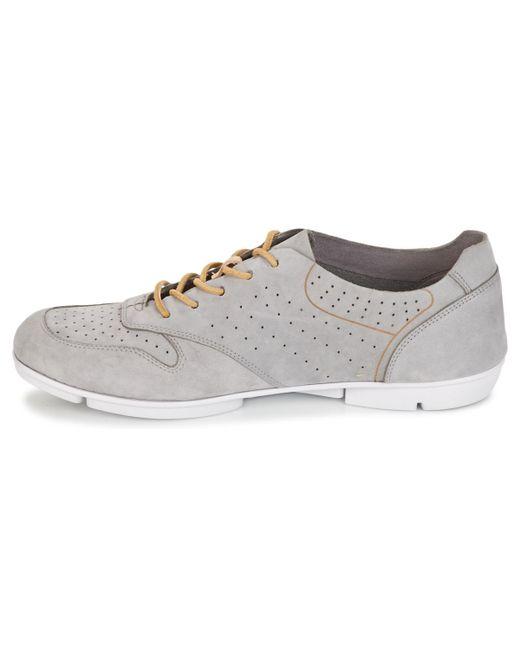 Entdecken Einzelhandelspreise strukturelle Behinderungen Clarks Tri Actor Shoes (trainers) in Gray - Lyst