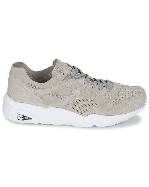 la moitié 76e44 4e040 Women's Gray R698 Soft Shoes (trainers)