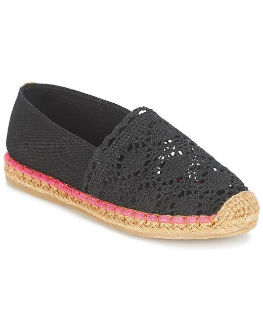 Banana Moon Black Westland Espadrilles / Casual Shoes